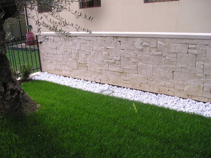 Mura in sasso / Walls of stone