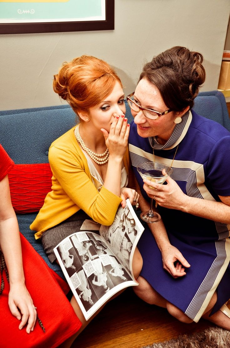 59 best 60's themed parties images on Pinterest | Mad men party ...