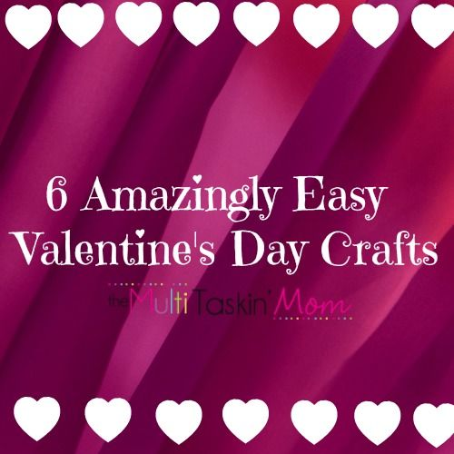 valentine for mom crafts