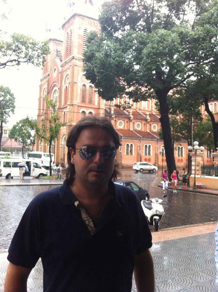 Saigon (HCMC), Vietnam Oct 2013