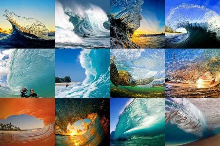 fingerbook waves von rebod