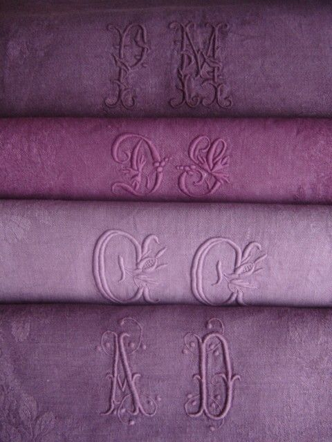 Shades of Purple and Plum Perfect for Fall and Holiday Decorating! See More at thefrenchinspiredroom.com