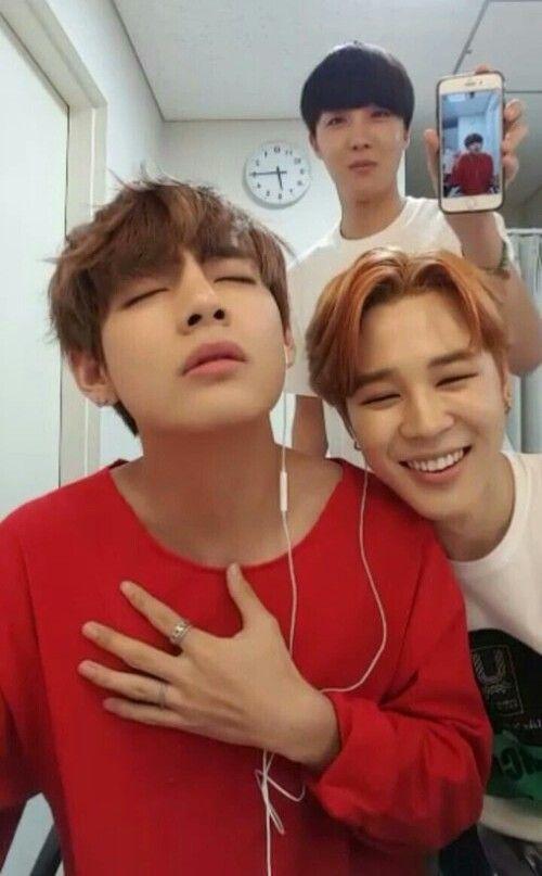 BTS | V JIMIN and JHOPE