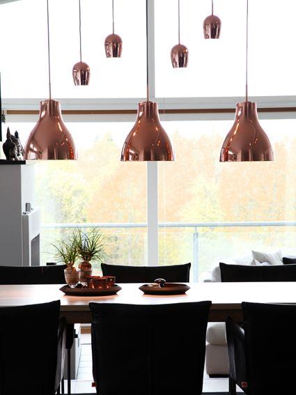 Design Lampor Kok : design lampor kok  Charm och Blues i koppar i en specialkonstruktion