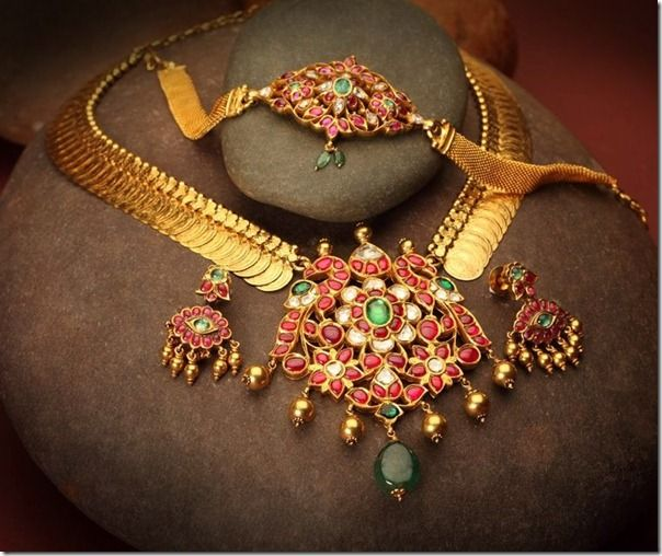 Temple Jewellery southindia