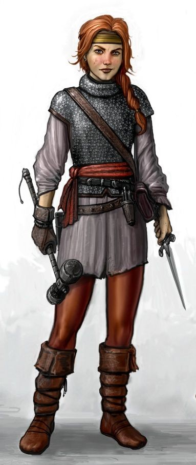 """we-are-rogue: """"Tinker [crop] from Druid Shepherd Tinker Mage by SirTiefling """""""