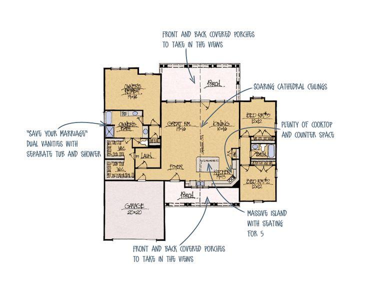 Schumacher Homes | House Plan Detail | Houseplans I like