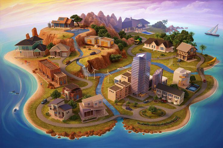 Residential Choice by jermilex on DeviantArt