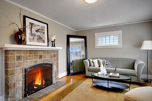 Agreeable Grey Paint Color