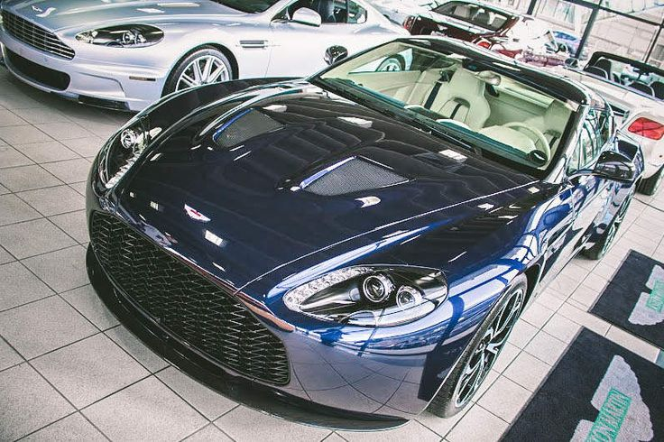 The King Of Aston Martins Is For Sale on eBay