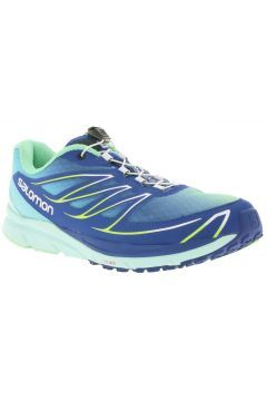 SALOMON Mantra blau Damen Laufschuhe Trail Schuhe Sportschuhe Sense