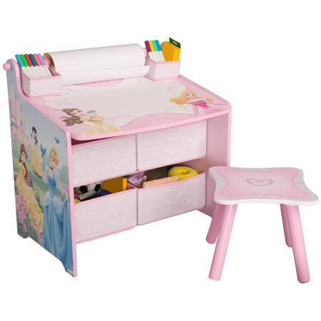 Princess Art Desk