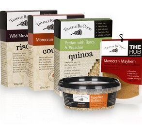 Best Sellers Pack - a great way to get to know the delicious products from Thistle Be Good.