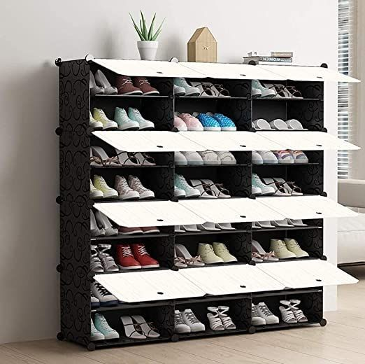 Louis Fashion Shoe Cabinets Multifunctional Shoe Storage Cabinets