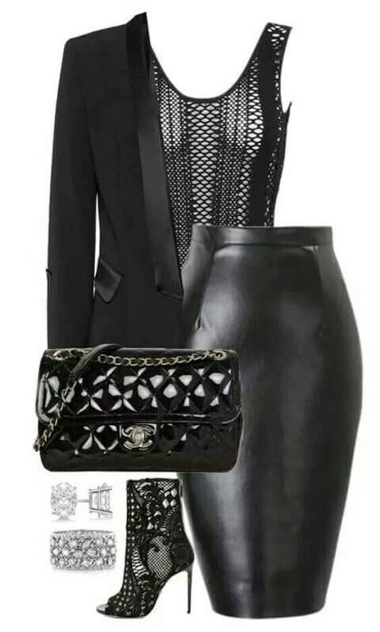 70+ Best Edgy Styles Women Should Do For Going Out Check more at http://lucky-bella.com/best-edgy-styles/