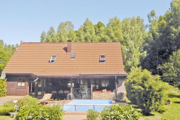 Ferienhaus in Dobrzewino - POS07001