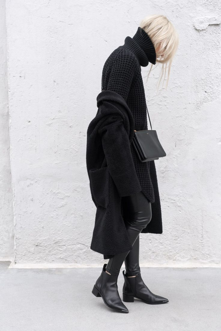 figtny   All Black Everything