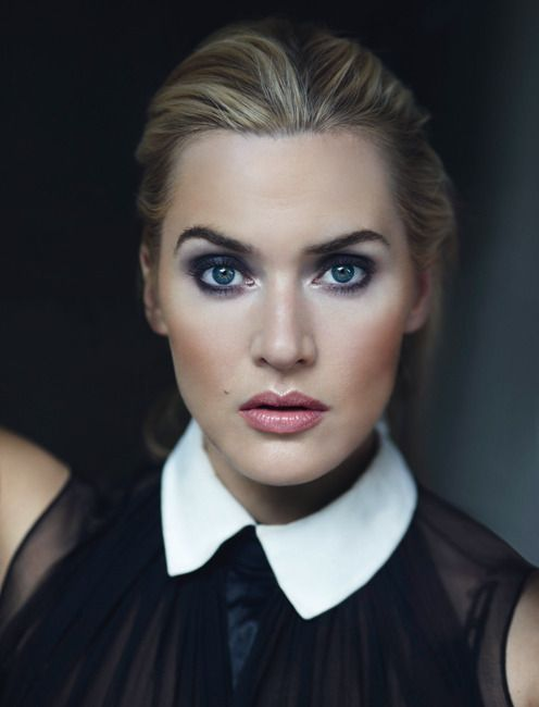 Kate Winslet  - Natural Energy 8 For more information see 9Energies.com #NE8 #9energies #katewinslet by Greg Williams