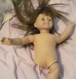 Repairing American Girl Dolls (some of this should be useful for different types of dolls as well.)