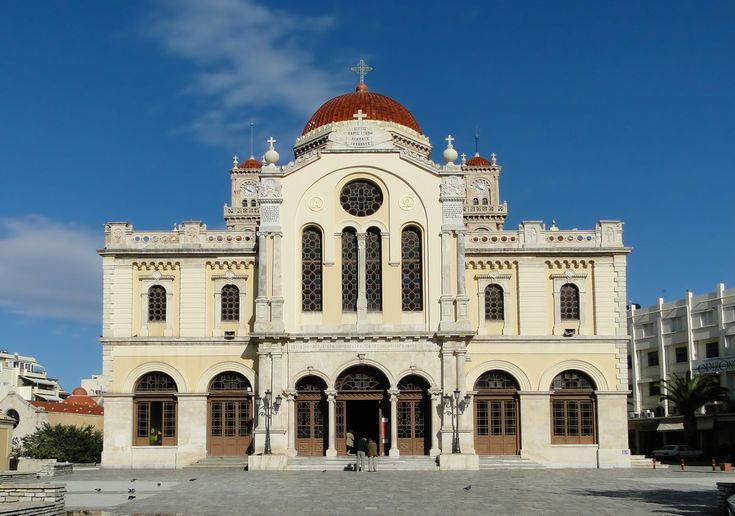 Saint Minas Cathedral #Heraklion