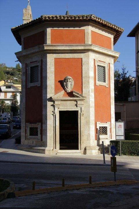 #Tempietto di Sant'Emidio Rosso - Turista Consueto #Ascoli #Piceno, #Marche, #Italia #church