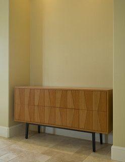 Custom Designed Furniture Maple Buffet