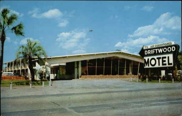 Driftwood Motel, 1402 W. Tenn. St., U.S. 90 West, Tallahassee, FL