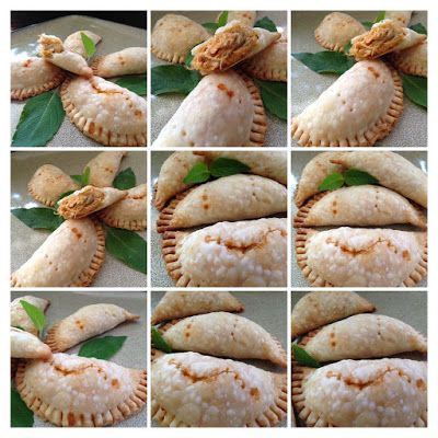 Turnips 2 Tangerines: Chicken Empanada