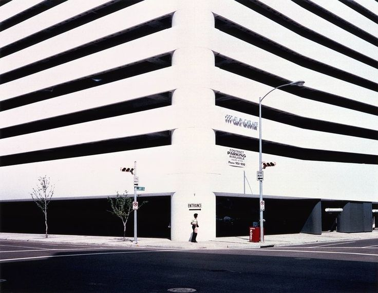 Wim Wenders-Entrance, Houston, Texas