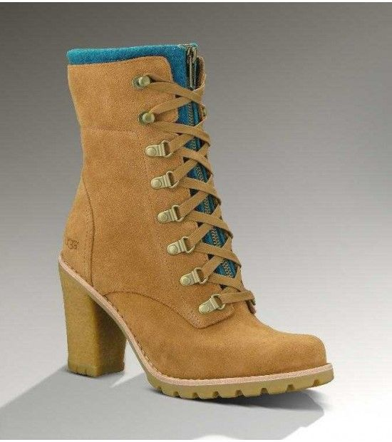 UGG Fabrice 1001267 Chestnut Boots