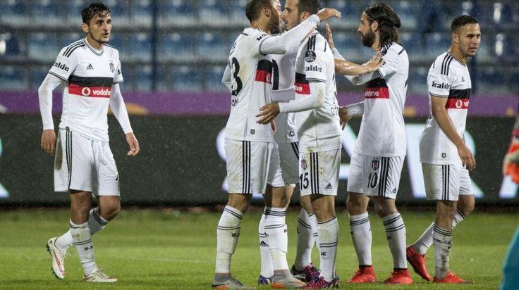Beşiktaş galibiyetle noktaladı