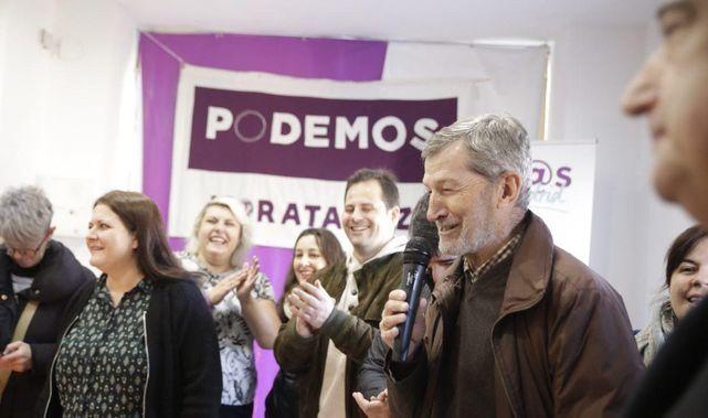 El hijo del ex JEMAD Julio Rodríguez consigue una plaza de oficial de bomberos en Madrid