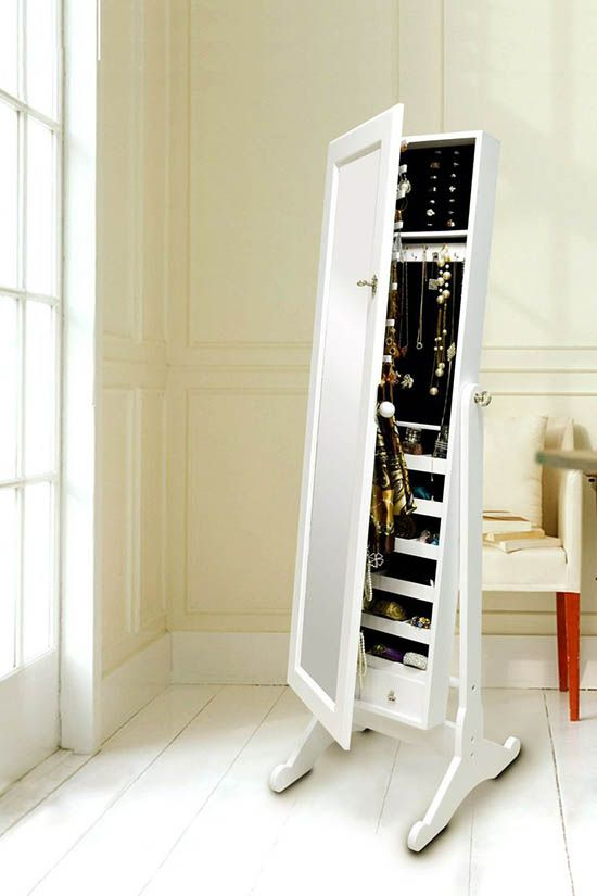 mirror jewelry holder. the 25+ best mirror jewelry storage ideas on pinterest | cabinet, diy cabinet and diy holder