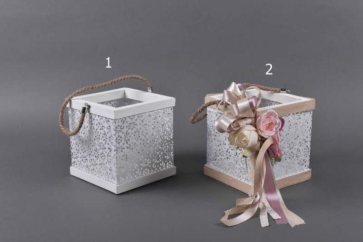 Ξύλινα Διακοσμητικά κουτιά