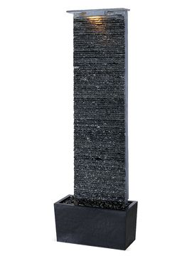 Potenza Indoor/Outdoor Floor Fountain from Outdoor Accents From $25 on Gilt