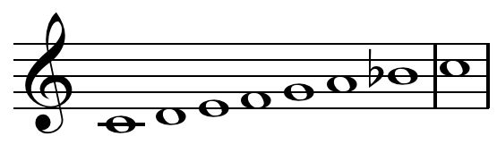 HARMONIC DEVICES - the MIXOLYDIAN mode - modes are often found in folk music, pop music and jazz.