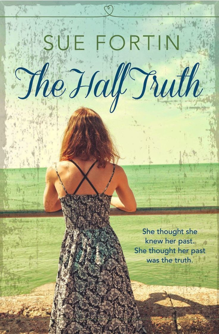 I love the Review, I think its a very nice story. I hope to win this giveaway! Lavender likes, loves, finds and dreams: Review & Giveaway: The Half Truth by Sue Fortin