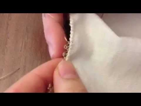 ▶ How To Learn Needle Lace-Needle Lace (Lesson 2) - YouTube