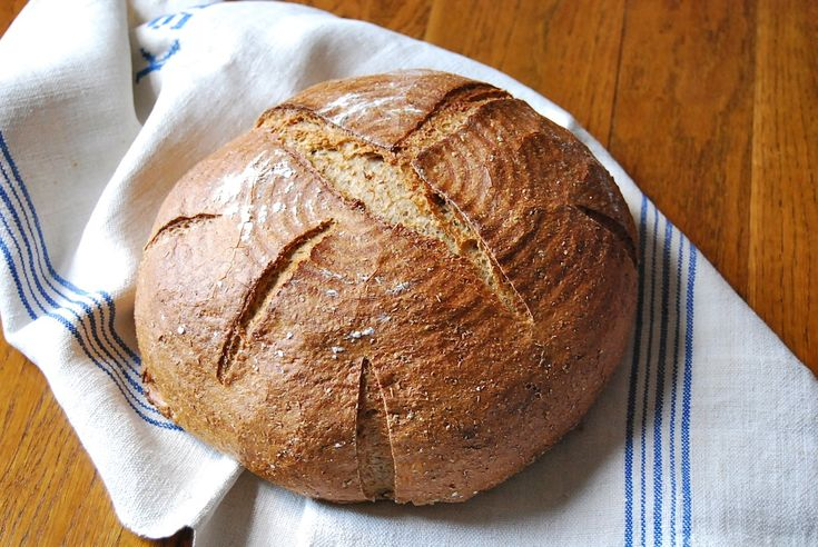 Bread is so important to a German diet that we have an entire meal named after it: our evening meal, 'Abendbrot', means literally 'evening bread' and consists of, you guessed it, bread, cold meats,...