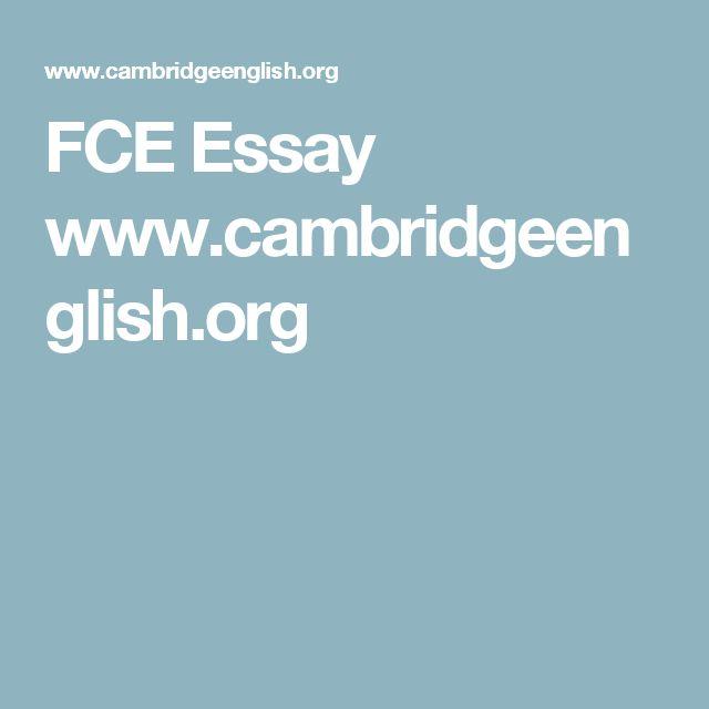 24 best EFL Writing images on Pinterest | Cambridge, Cambridge ...