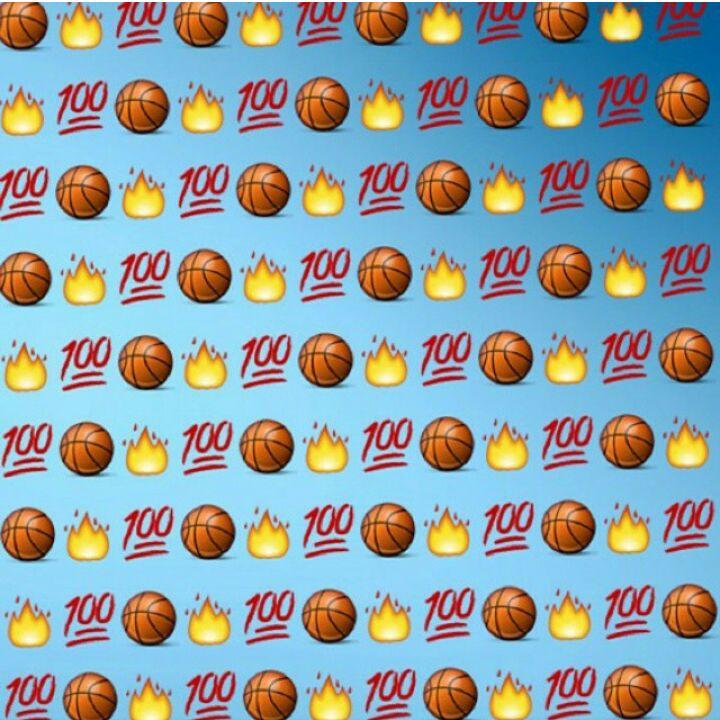 Basketball Emoji Wallpaper Google Search