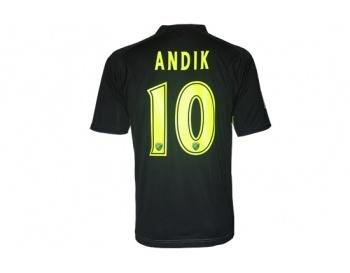 Persebaya Surabaya (IPL) 2011-2012 (Rear) You Can Customize The Number And The Name