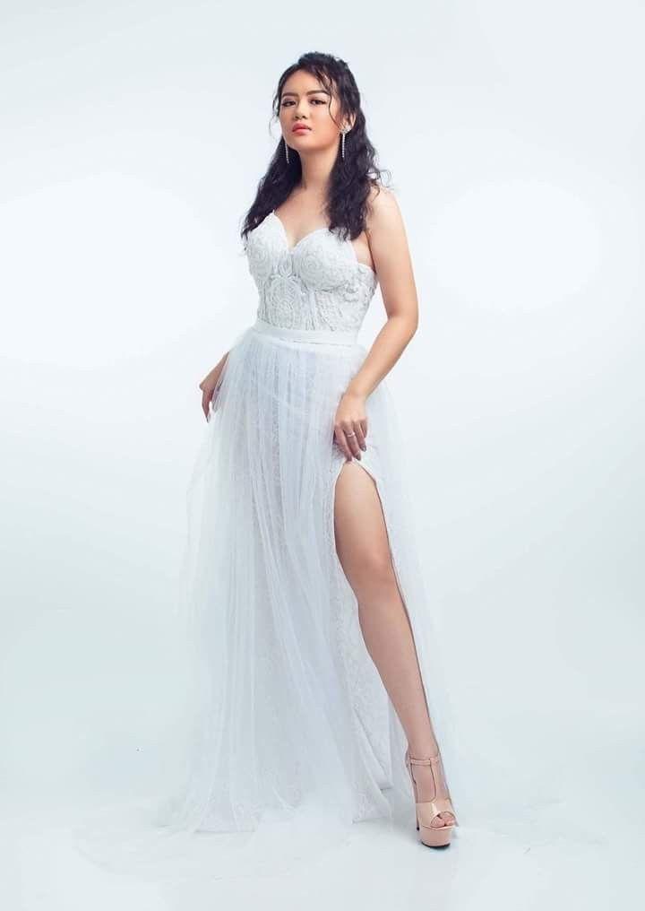 wedding photos | Formal dresses, Dresses, White formal dress