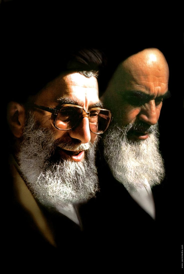Imam Jomeini (Khomeini) - 10   Galería de Arte Islámico y Fotografía