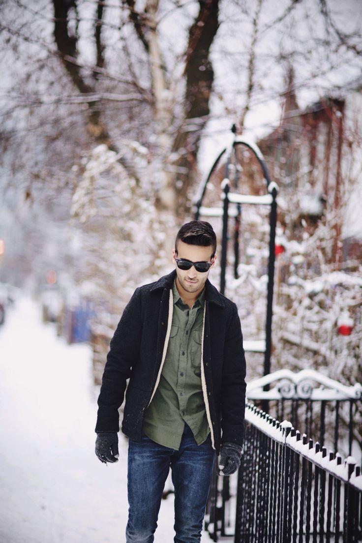 CITY SNOWFALL