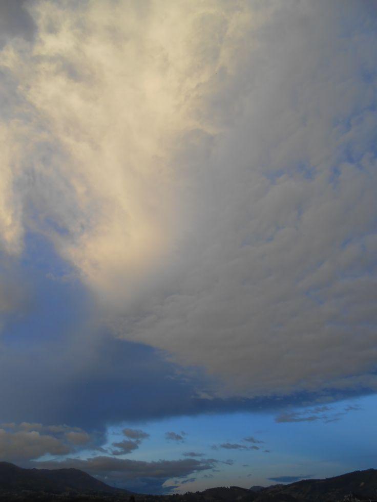 cielo sky