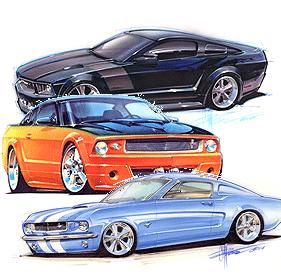 Chip Foose ~ if you've ever watched overhaulin' you know this man is amazing!