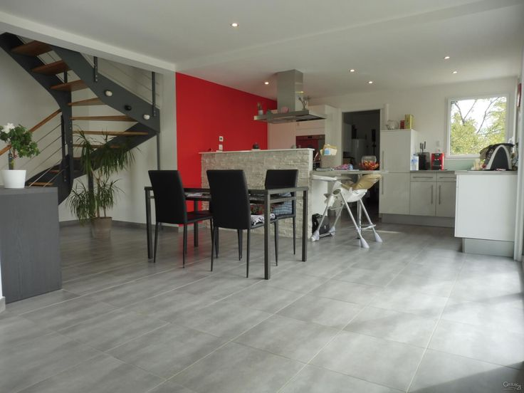 1000 id es sur le th me espace de salon ouvert sur pinterest salon ouvert ouvert et cuisine. Black Bedroom Furniture Sets. Home Design Ideas
