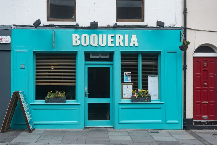 BOQUERIA TAPAS RESTAURANT [STONEYBATTER DUBLIN]-119964 | Flickr - Photo Sharing!