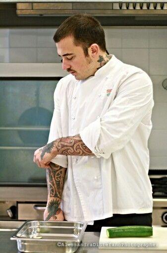Gabriele Rubini aka Chef Rubio ♡